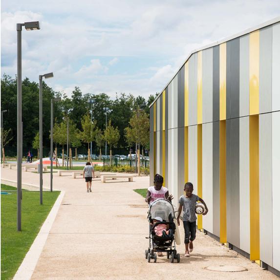 """Centro socioculturale """"Francois Rude"""""""