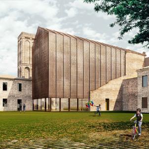 Auditorium, Sant'Agostino