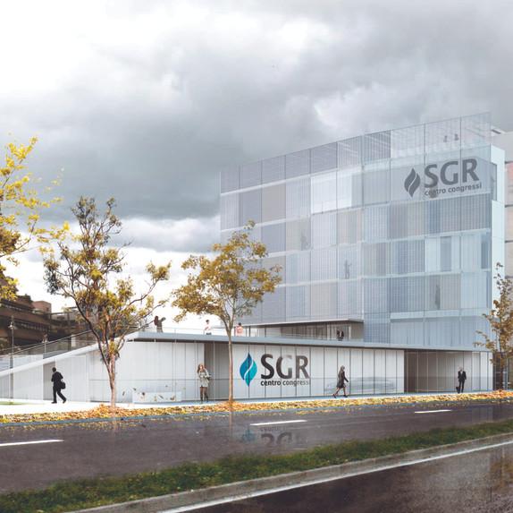 Edificio polifunzionale per SGR