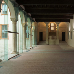 Nuova sede della Facoltà di Economia Ferrara (FE)