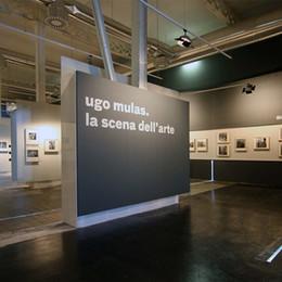 """Esposizione """"Ugo Mulas. La scena dell'Arte"""""""