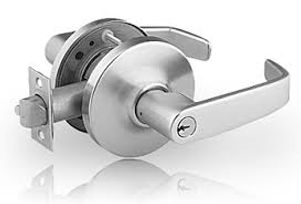 commercial lever lock