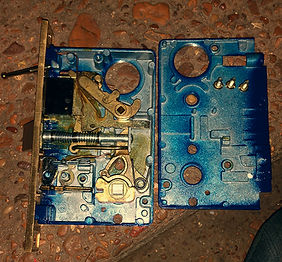 Marks Mortise Lock