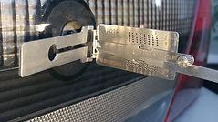 Lishi Lock Pick Tool