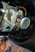 gm ignition lock
