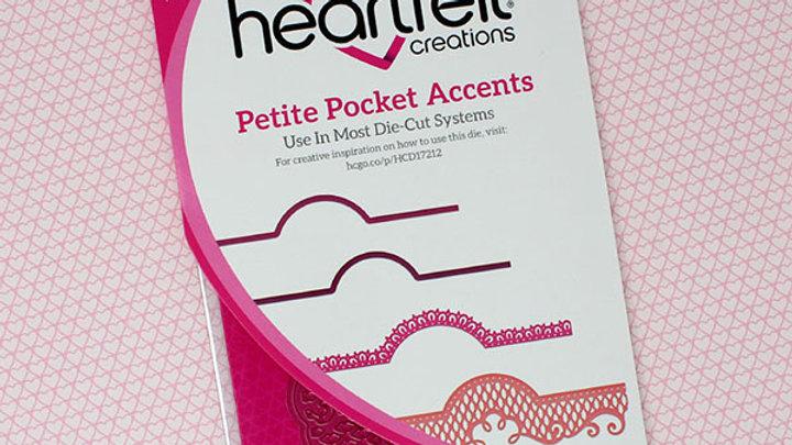 Petite Pocket Accent Die