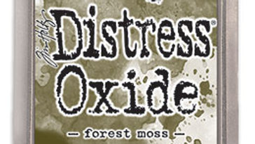 Distress Oxide ink Forest Moss