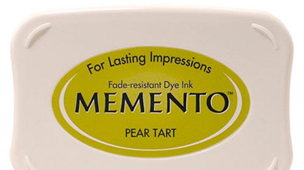 Pear Tart full pad