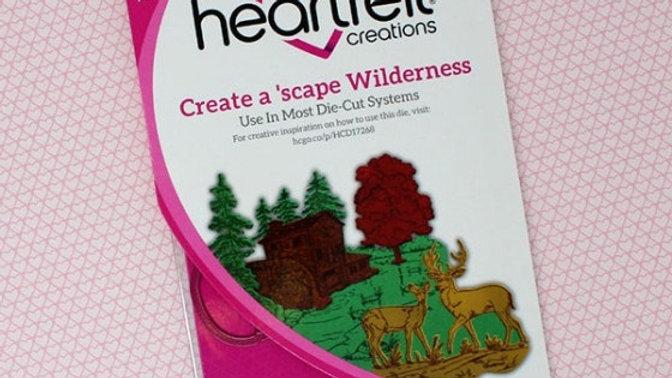 Create a 'scape Wilderness Die