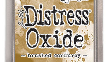 Distress Oxide ink Brushed Corduroy