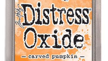 Distress Oxide Ink  Carved Pumpkin