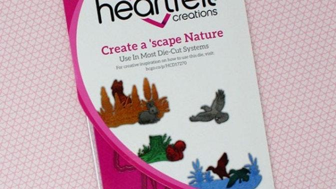 Create a 'scape Nature Die