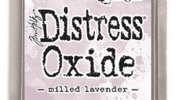 Distress Oxide ink Milled Lavender