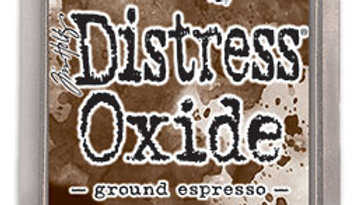 Distress Oxide ink Ground Expresso