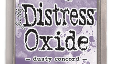 Distress Oxide ink Dusty Concord