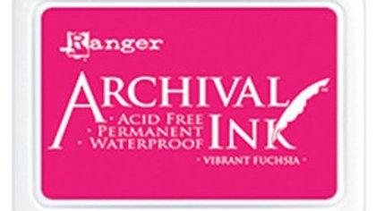 Archival Ink™ Pads Vibrant Fuchsia