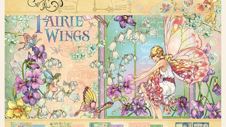Fairie Wings 12x12 Collection
