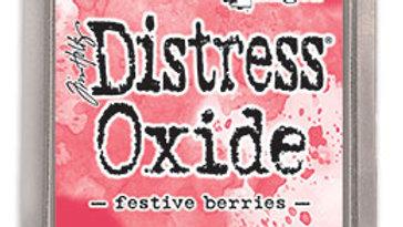 Distress Oxide ink Festive Berries