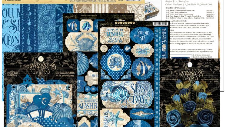 Vol 5 2020 Ocean Blue kit