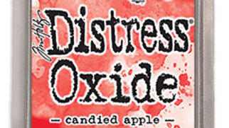 Distress Oxide ink Candied apple