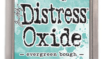 Distress Oxide ink Evergreen Bough