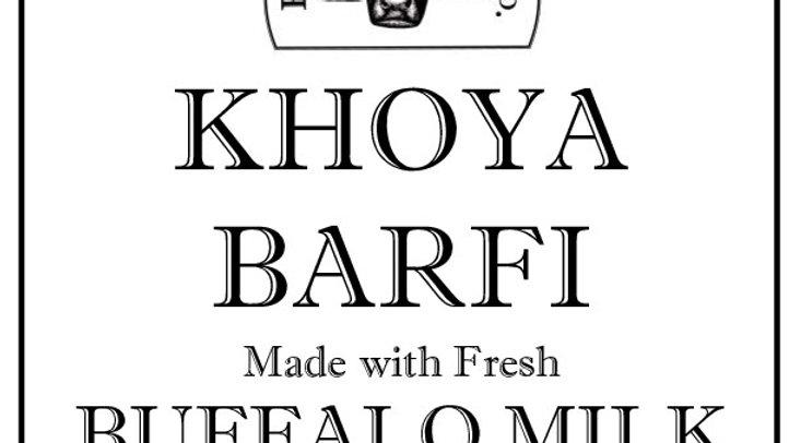 KHOYA BARFI 1kg trade pack