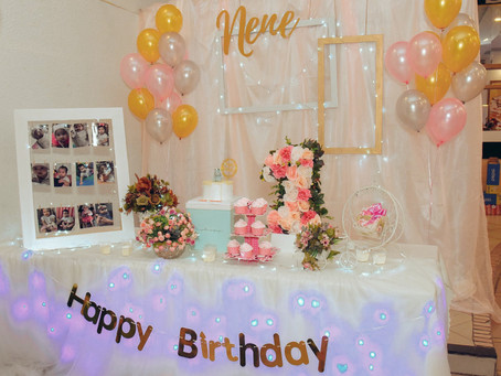 Hà Thư - Nene is turning ONE