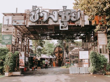 Thứ Tư đừng ghé Changchui đu đưa - Bangkok, THAILAND