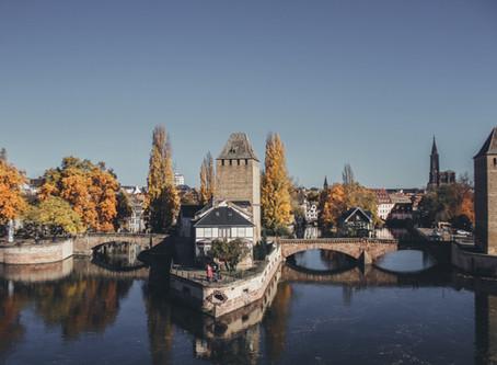 Đừng đi Pháp một mình (P.1) - Strasbourg, FRANCE
