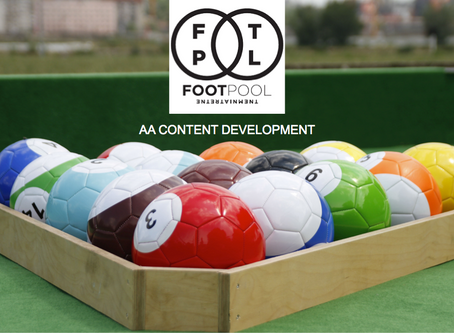 "NEU: ""FOOT POOL"""