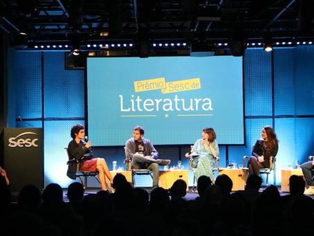 ABERTAS AS INSCRIÇÕES DO PRÊMIO SESC DE LITERATURA