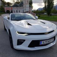 Camaro Cabrio V8