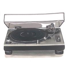 Teknion Record Player