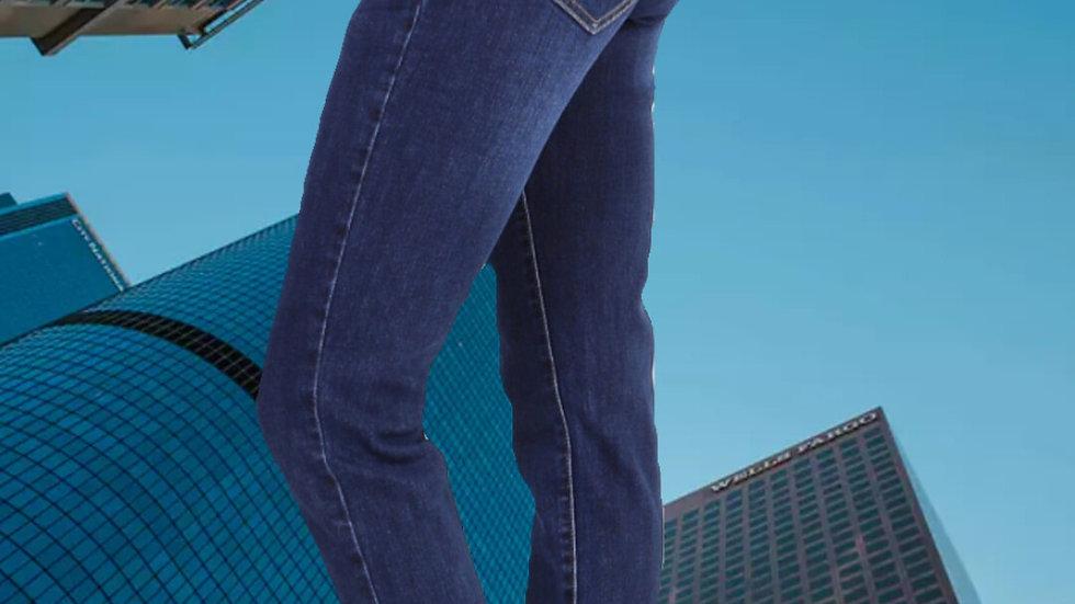 Jean boyfriend strech