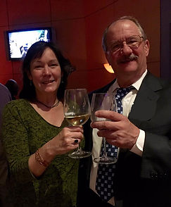 Susie and Bob at a NAMI Southwest annual meeting