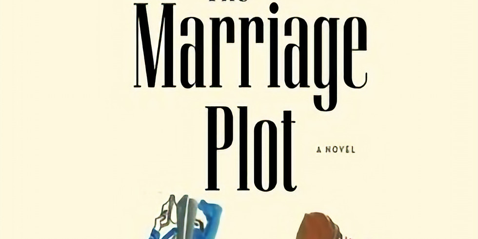 Book Club: The Marriage Plot by Jeffrey Eugenides