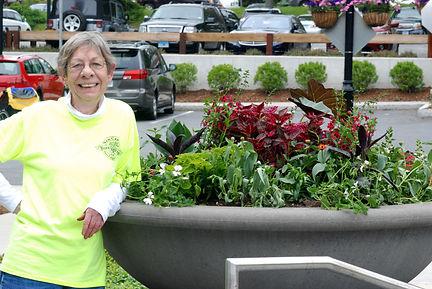 Kathy Lapolla town hall planter.jpg