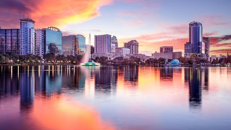 Estudie Inmigración en Orlando FL. (MAYO 9, 10 Y 11)