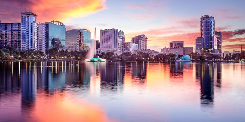 ORLANDO, FL (JULIO 12-14)