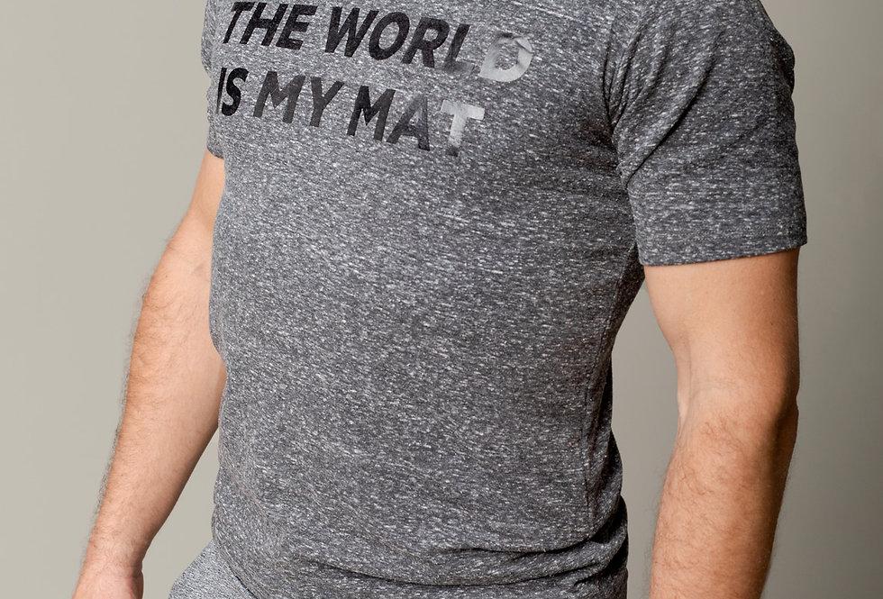Mat T-shirt Omen