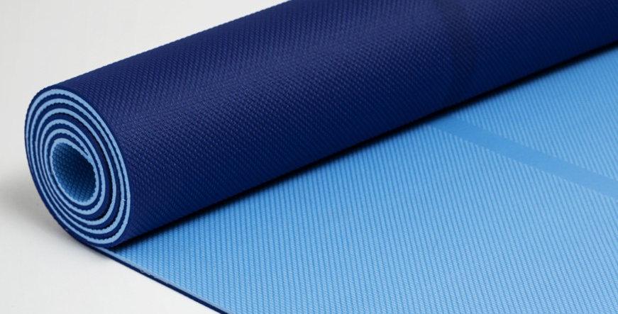 Begin Mat light blue 5mm