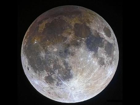 31 enero 2018 Tendremos una súper luna