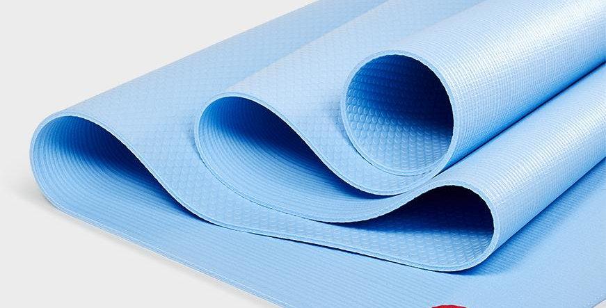 Manduka Pro lite clear blue 4.7mm