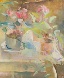 Endre Rozsda - Cyclamen (1935)