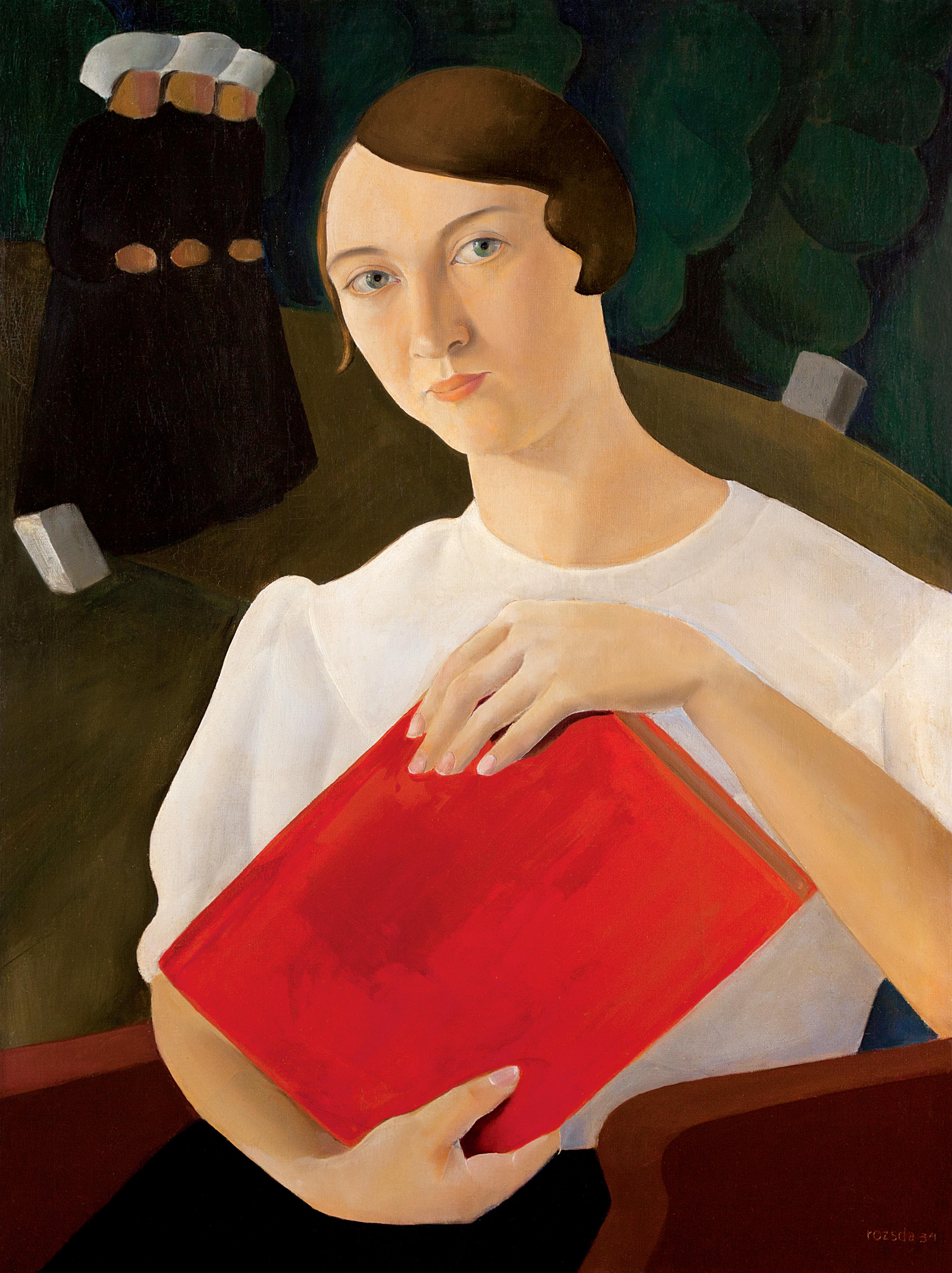 Endre Rozsda - Marianne (1934)