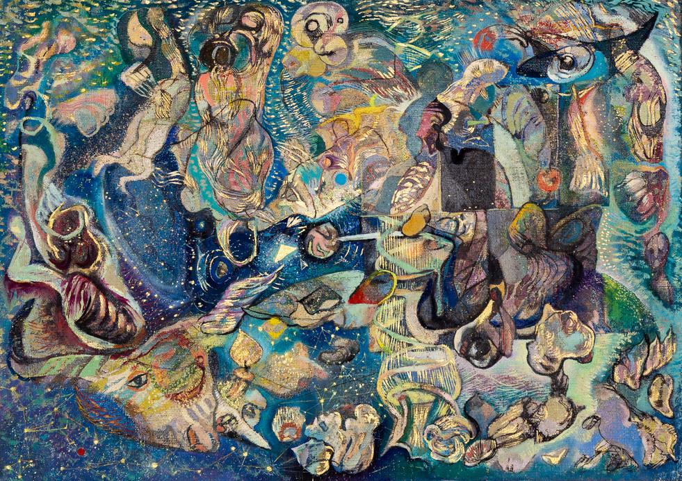 Endre Rozsda - Apocalypse (1947).JPG