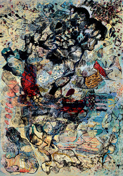 Endre Rozsda - Plein vol (1946)