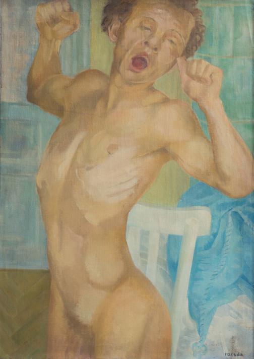 Endre Rozsda - Bâillement (cca 1935).JPG