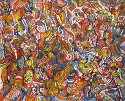 Endre Rozsda - Hommage à Stravinsky (1976)