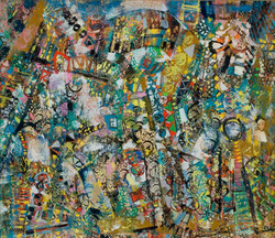 Endre Rozsda - Entre-temps (1996)